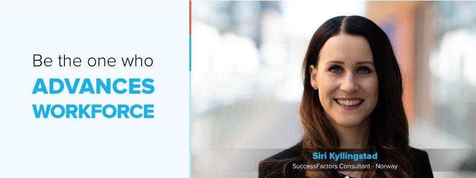 Associate Cloud Consultant (SAP SuccessFactors) (Vollzeit | Kopenhagen / Telearbeit)