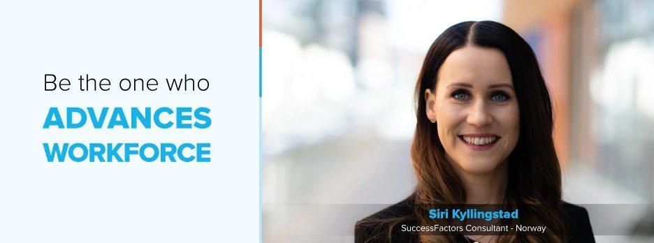 Senior SAP SuccessFactors Consultant (Vollzeit | Oslo)