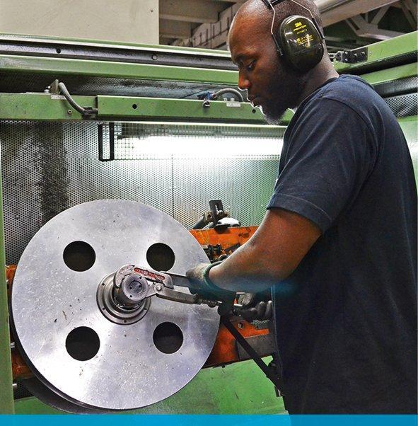 AUSBILDUNG: Industriemechaniker (m/w/d) (Praktikum | Roth)