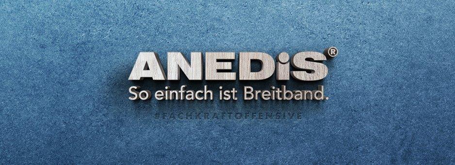 Vertriebsprofi Glasfasertechnik (m/w/d) bei ANEDiS (Vollzeit | Berlin)
