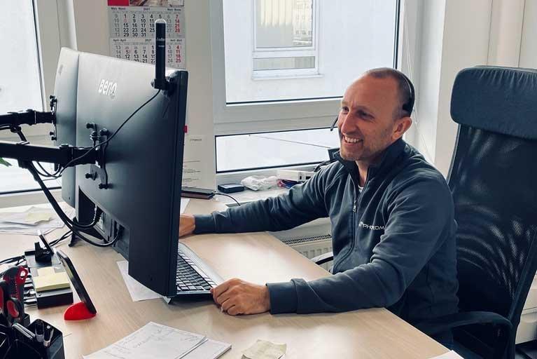 Systemtechniker ITK (m/w/d) (Vollzeit | Friedrichsdorf)