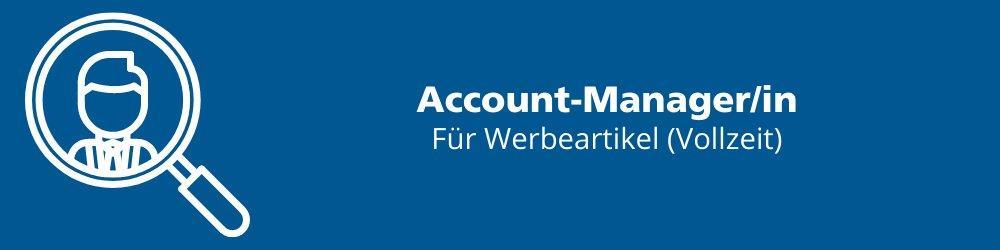 Account-Manager/in (Vollzeit | Eichenau)